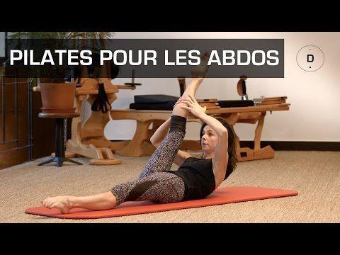 Pilates pour maigrir - Pilates Master Class - YouTube