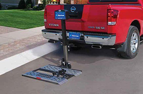 Harmar Mobility Upgraded AL570XL Power Wheelchair Lift ... on