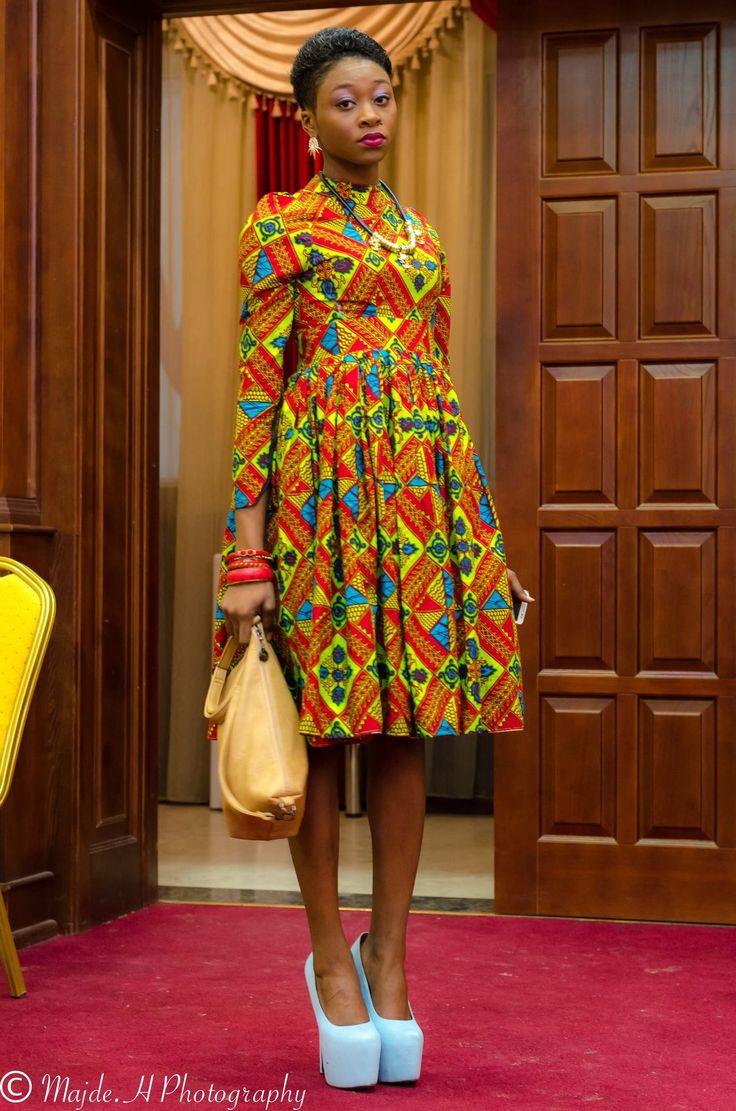 Don't be afraid of Prints ~African fashion, Ankara, kitenge, African women dresses, African prints, African men's fashion, Nigerian style, Ghanaian fashion ~DKK