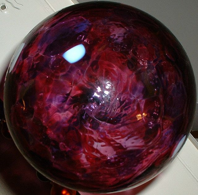 Glass Witch Balls: What is a Witch Ball?