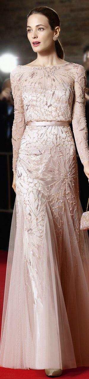 Rosa Clará Abendkleider bei #balayibrautmoden