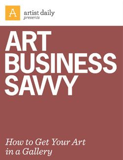 Expert advice on how to sell paintings you've done - a must-see for any career artist! Free eBook includes marketing advice, tips to set up a website and photograph your artwork, and ways to sustain your artistic career.