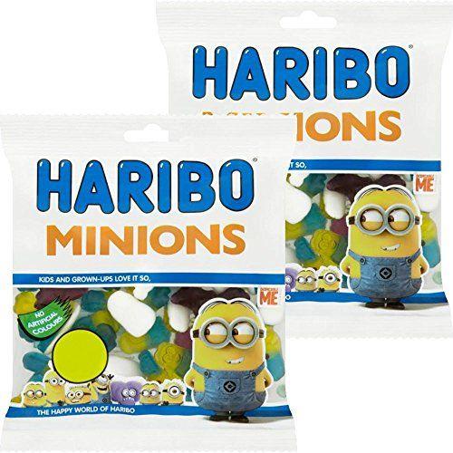 Haribo - Bonbon Haribo Minion 2x Grand Paquet 180grm Moi Moche Méchant Haribo http://www.amazon.fr/dp/B00LMAIWS4/ref=cm_sw_r_pi_dp_.f3tvb0XPNV32
