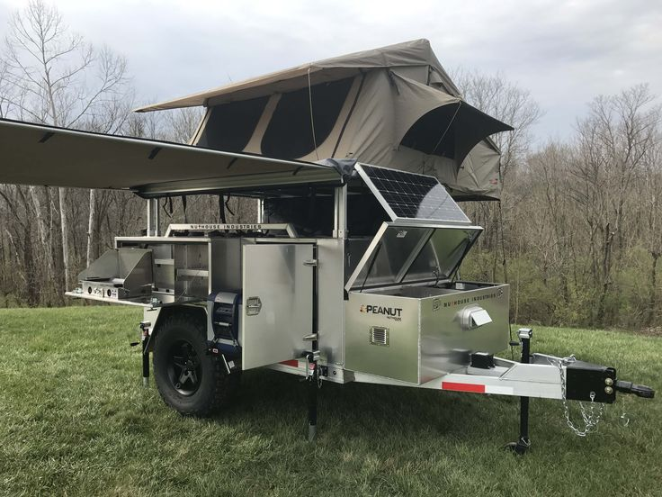1000 Ideas About Roof Top Campers On Pinterest Truck