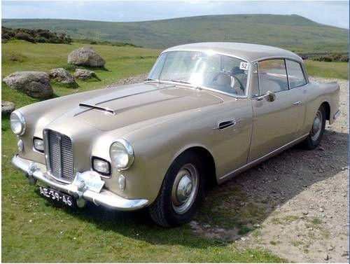 Alvis TD21 Saloon (1959) on Car And Classic UK [C464246] ✏✏✏✏✏✏✏✏✏✏✏✏✏✏✏✏ IDEE…