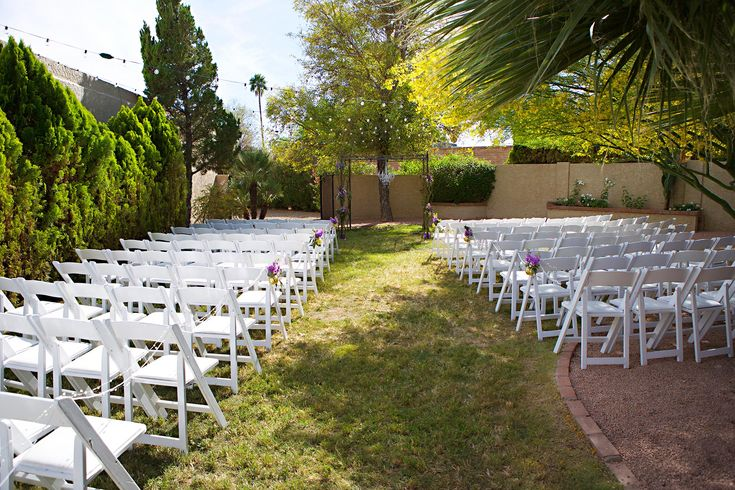 The Pros and Cons of Throwing a Backyard Wedding   Cheap ...