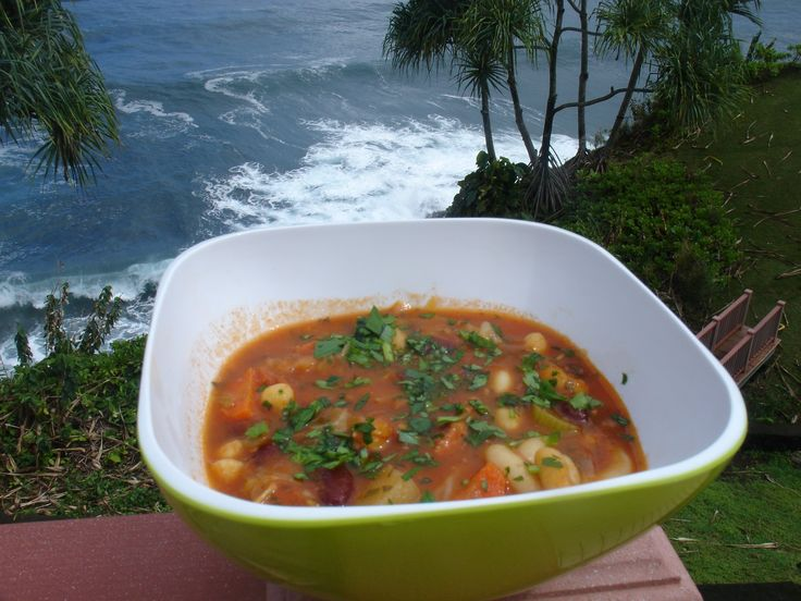 My Hawaiian Home: Portuguese Bean Soup Recipe and Other Good Things!
