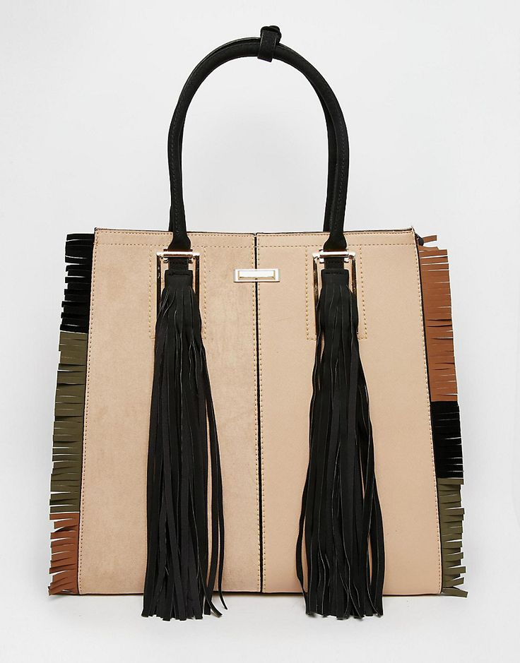 River+Island+Tall+Fringe+Detail+Tote+Bag