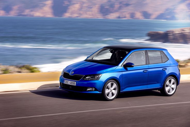 The third-generation model also comes with innovative safety, comfort and infotainment systems that are usually featured in higher vehicle classes, and is more environmentally friendly than ever before #newfabia #fabia #skoda