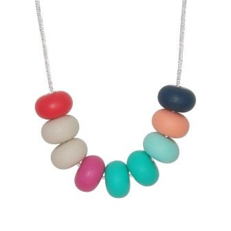 Nice Silicone Bead Necklace