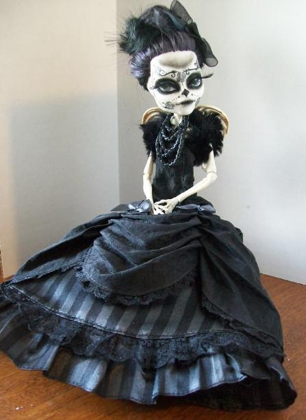 reserved custom monster high listing for stacie by AdeCiroDesigns, $145.85