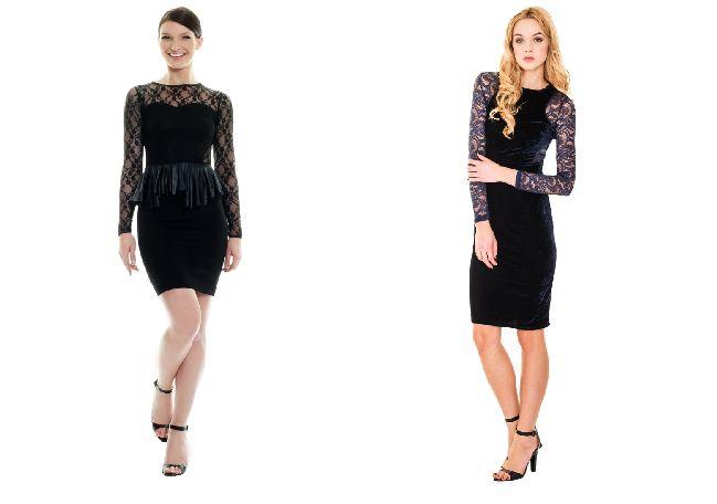 Sukienka koronkowa, http://modomania.o12.pl/