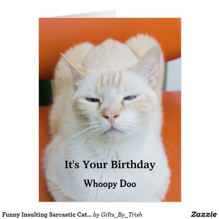 Grumpy Cat Birthday Card Printable 11225 Baidata