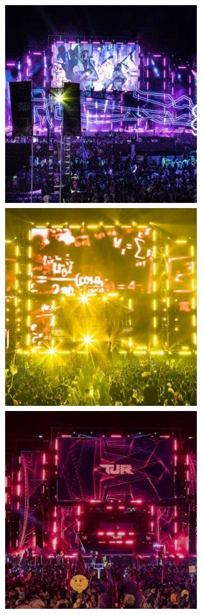 В этом году, Insomniac Events, организовала впечатляющий 20-й юбилейный праздник, который включал недавно разработанный и расширенной комплект осветительных приборов и спецэффектов, включающих почти 850 Elation Professional led фонарей. #светодиоды #подсветка #освещение #светодиодныефонари #светодиодныйпрожектор #светильники #светодиоднаяподсветка #светодиодноеосвещение #led #ledосвещение #ledподсветка #фестивальмузыки #освещениесцены #световоешоу #светодиодноешоу #свет
