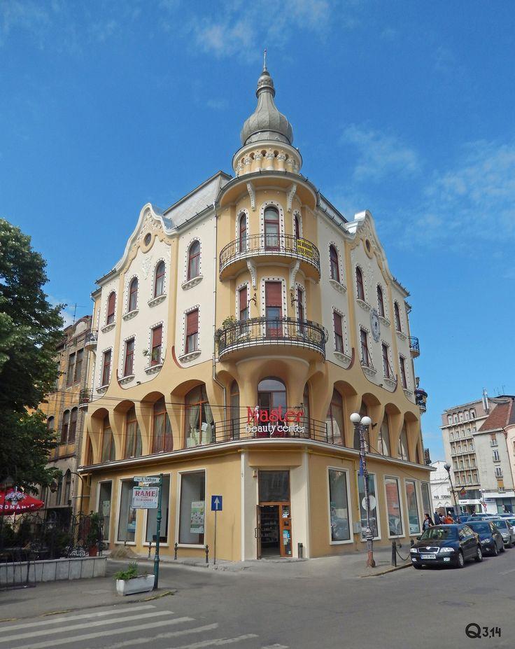 All sizes | Nagyvarad/Oradea, casa Poynar haz - Bemer ter | Flickr - Photo Sharing!