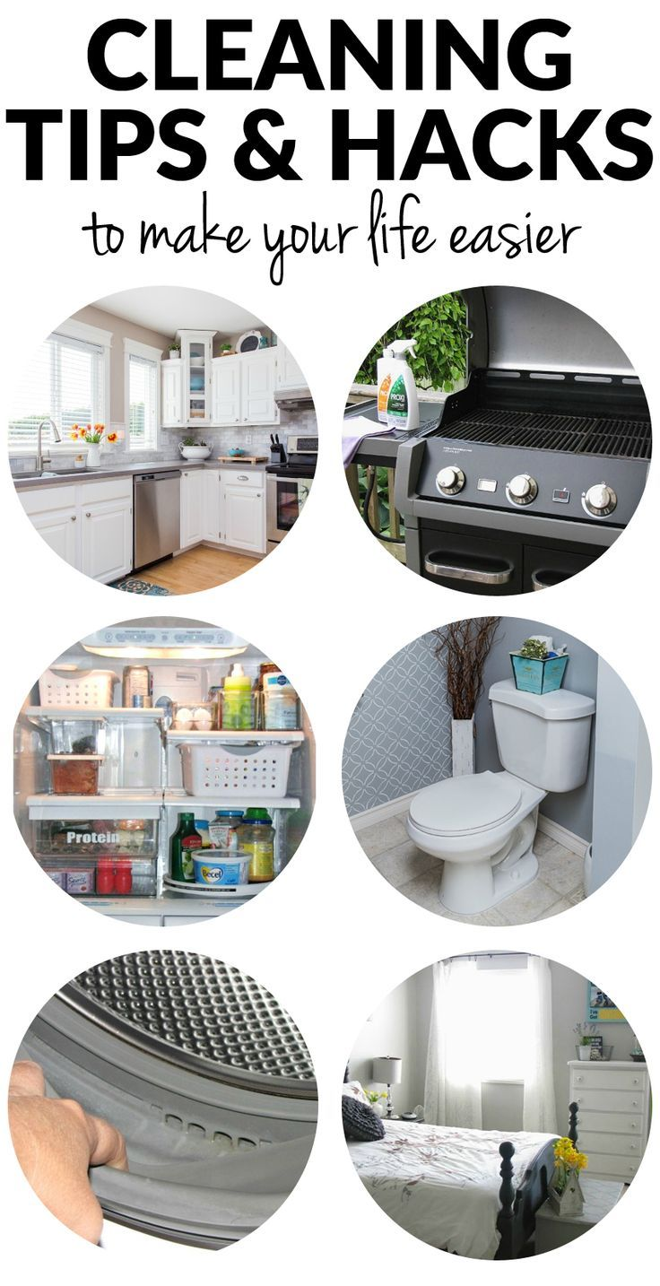 Done Cleaning Tips and hacks to make your life easier