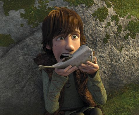 voice of hiccup on how to train your dragon