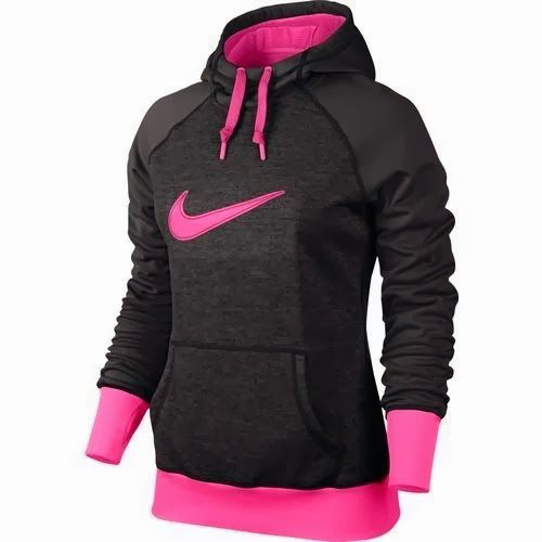 Nike womens sport hoodie, perfect for running in the morning:D