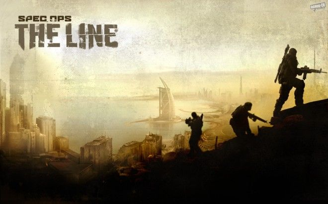 The Darkness of the Moral Compass Is Exposed in Spec Ops: The Line