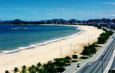 Praia do Camburi - Vitoria - Espirito Santo