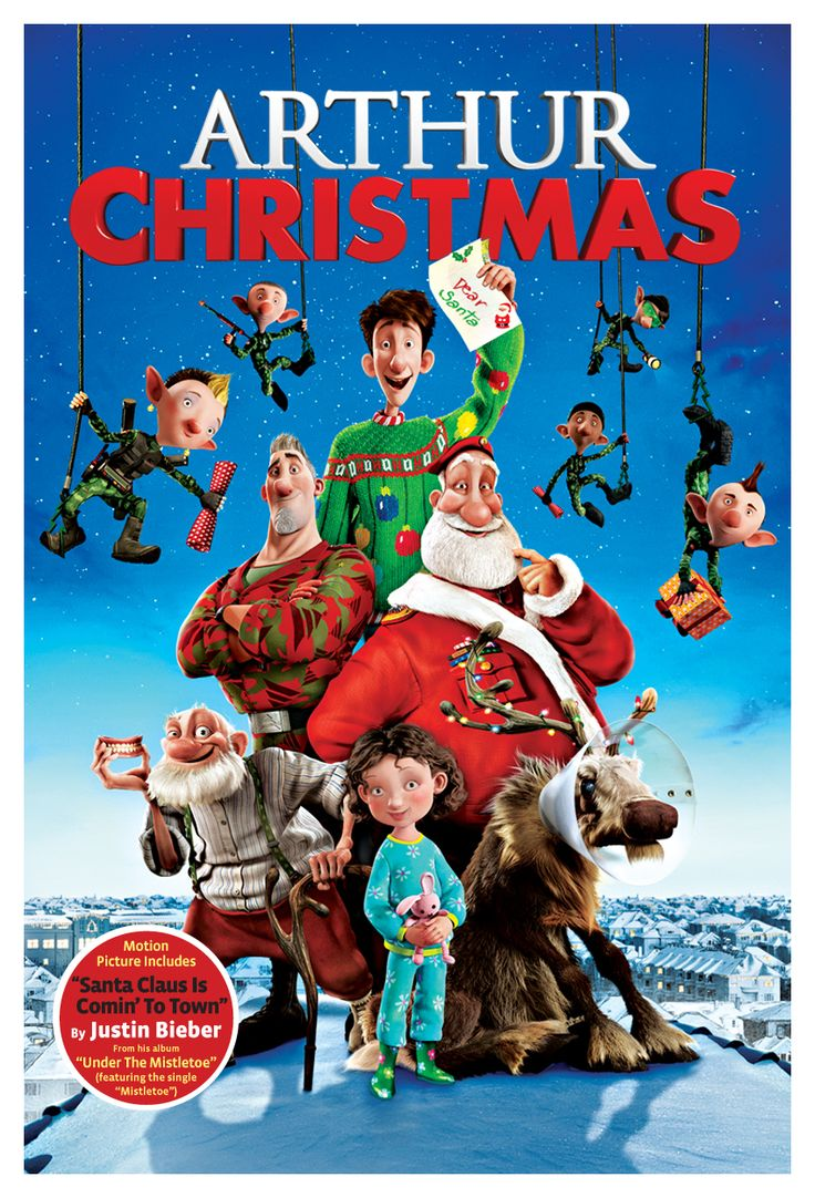 arthur christmas | My Favourite Movie List in 2018 | Pinterest