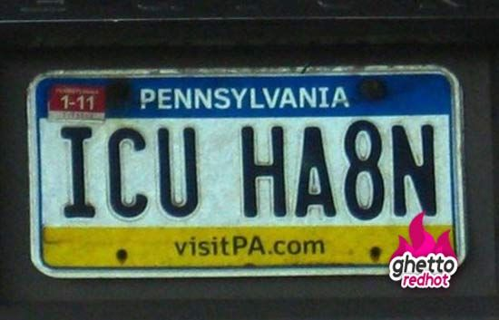 36 Dirty, Funny License Plates - Team Jimmy Joe