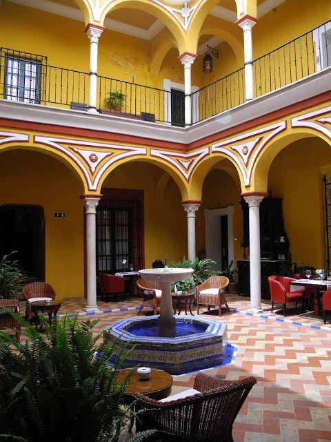 Week-end à Séville # 4 - Idées romantiques