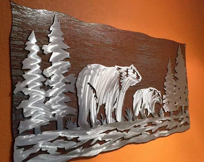 39 best Metal Wall Art images on Pinterest | Metal walls ...