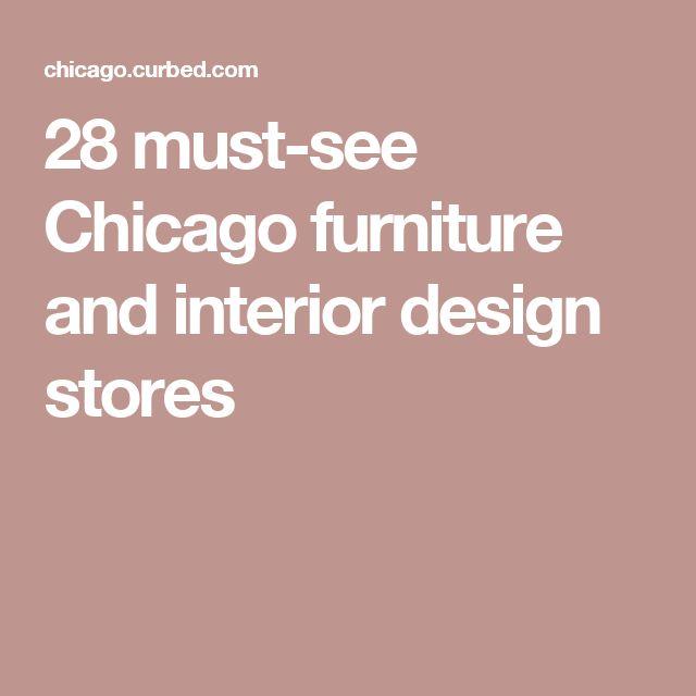Best 25 Chicago Furniture Ideas On Pinterest Interior Design And Furniture Contemporary