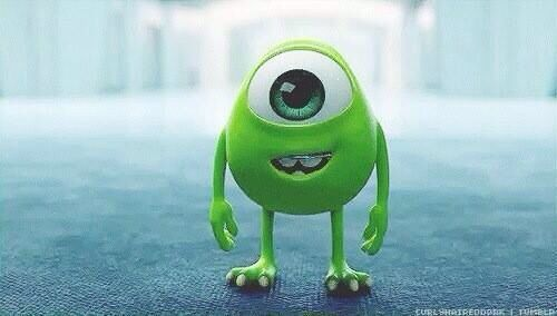 Monsters University Mike