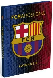 FC BARCELONA: Schoolagenda blow - Kalenderjaar 2015-2016