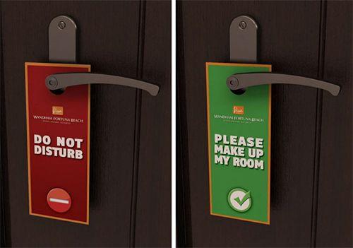 35 best Customized Door Hangers images on Pinterest Door hangers - retail and consumer door hanger template