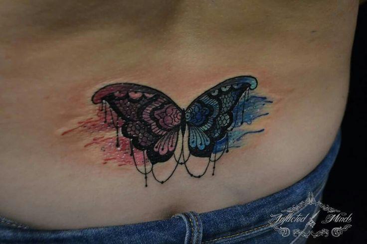 #watercolor #butterfly