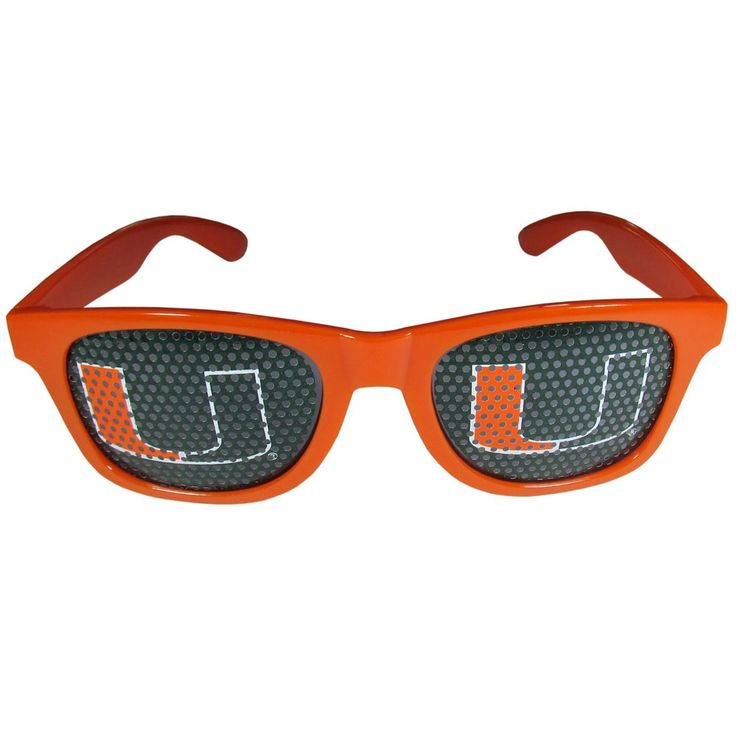 Miami Hurricanes Game Day Shades CWGD6
