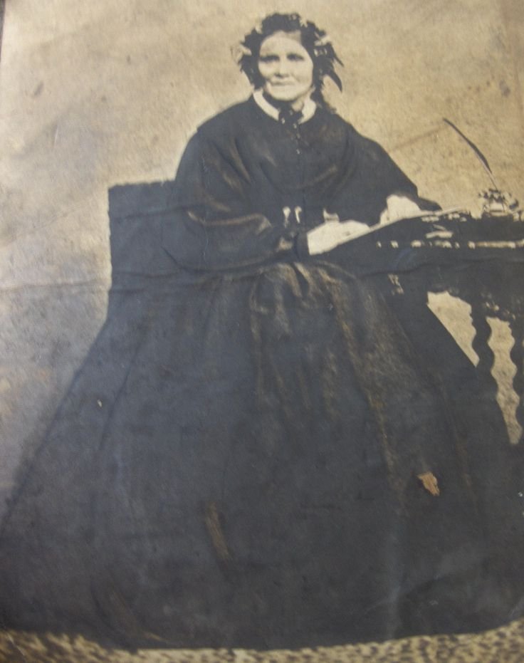 #ThrowbackThursdays The oldest photo in my tree (Jillian) is 3rd Great Grandmother Elizabeth Hill in 1876 #familyhistory  What's yours?
