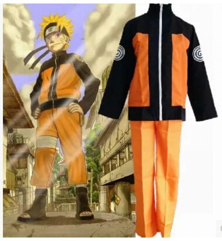 Men's Uzumaki Naruto Cosplay Costume Sets | Cosplay ...