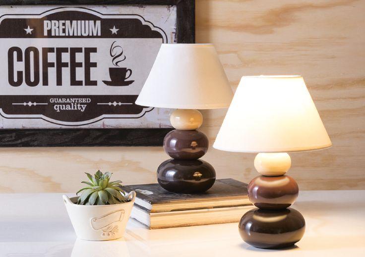 Un sencillo diseño ayudará a resaltar tu decoración en casa. #TiendaEasy #Invierno #Calefacción #Lámparas.