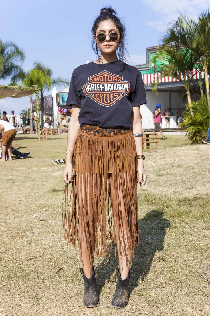 Os looks mais legais do Tomorrowland Brasil