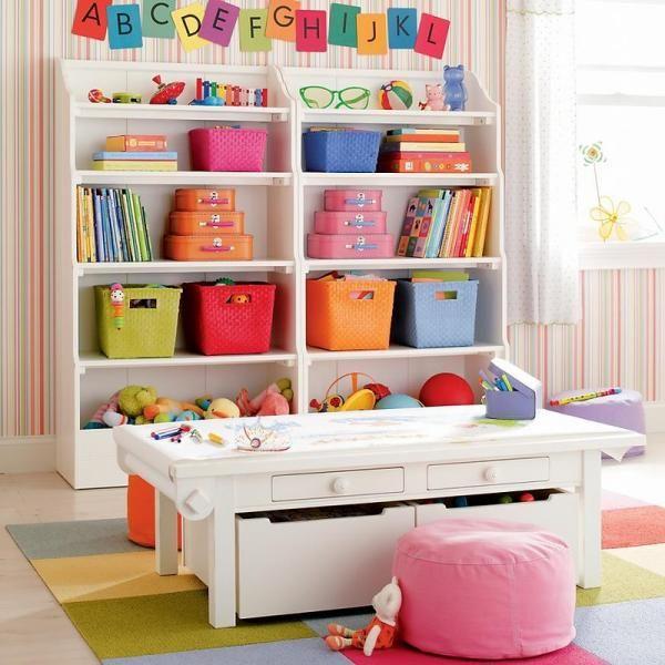 Cute ordnung im kinderzimmer regalk rbe