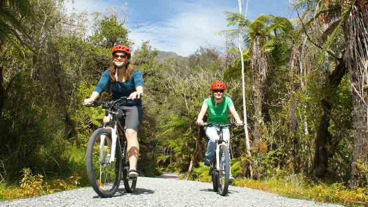 Franz Josef - Mountain Bike Hire - Epic deals and last minute discounts