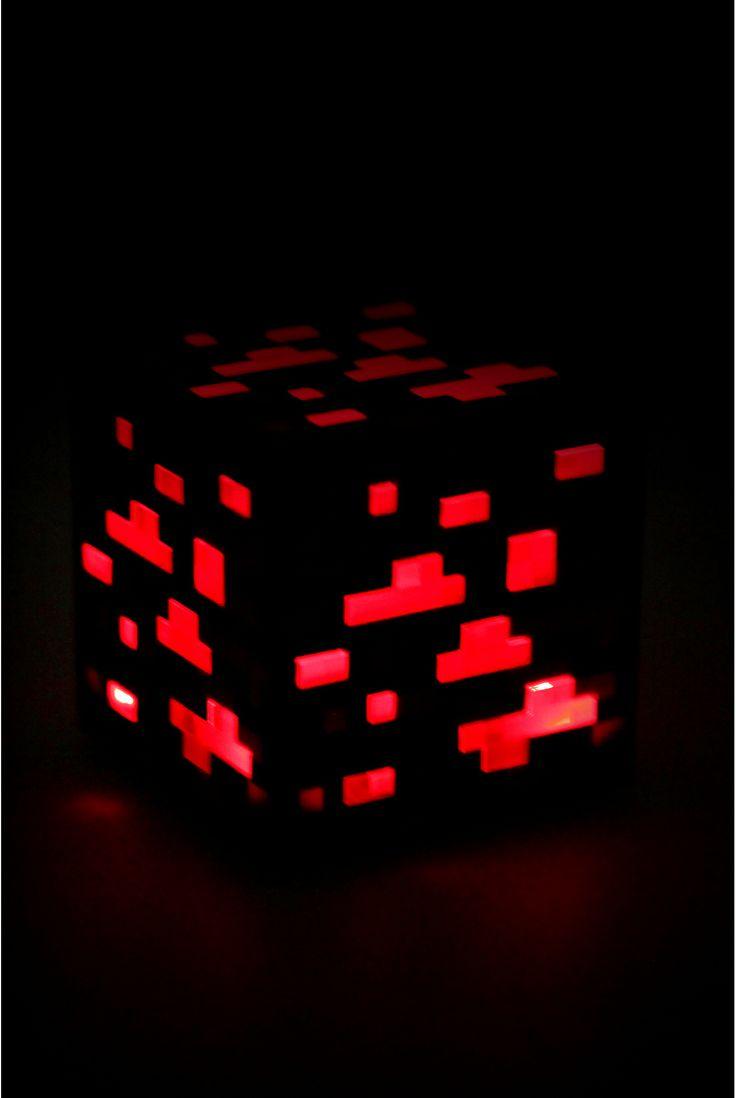 Hot topic redstone light up minecraft block