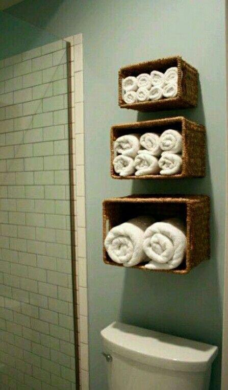 Porta toalhas!