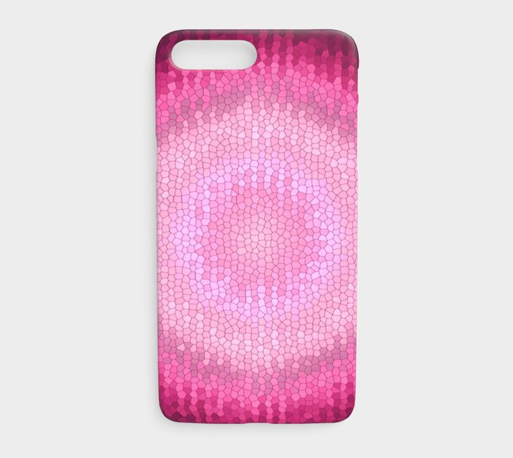 """iPhone+7+Plus+""""Abstract+vintage+pink+texture.""""+by+Stellagala #design #artofwhere"""