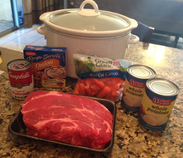 how to cook elk roast in crock pot