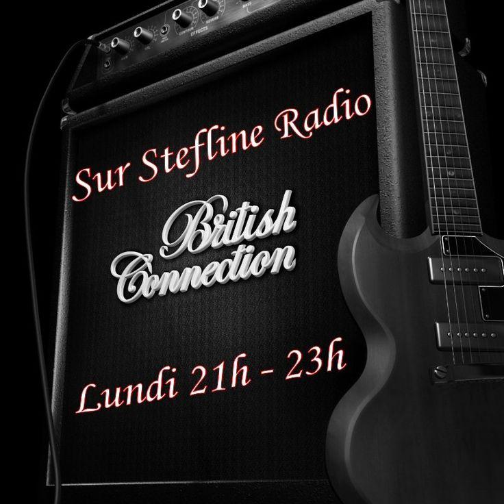 """Sur Stefline Radio vous retrouverez l'émission de Philippe, """"British Connection"""", l'émission rock diffusée tous les lundis à partir de 21h sur votre webradio associative du vignoble nantais... Voici la playlist N°167 qui sera diffusée ce lundi 29 février..."""
