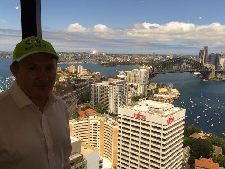 CQS in Sydney Austrialia, February 2014
