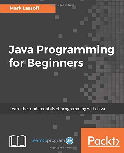 DOWNLOAD PDF] Java Programming for Beginners Learn the fundamentals