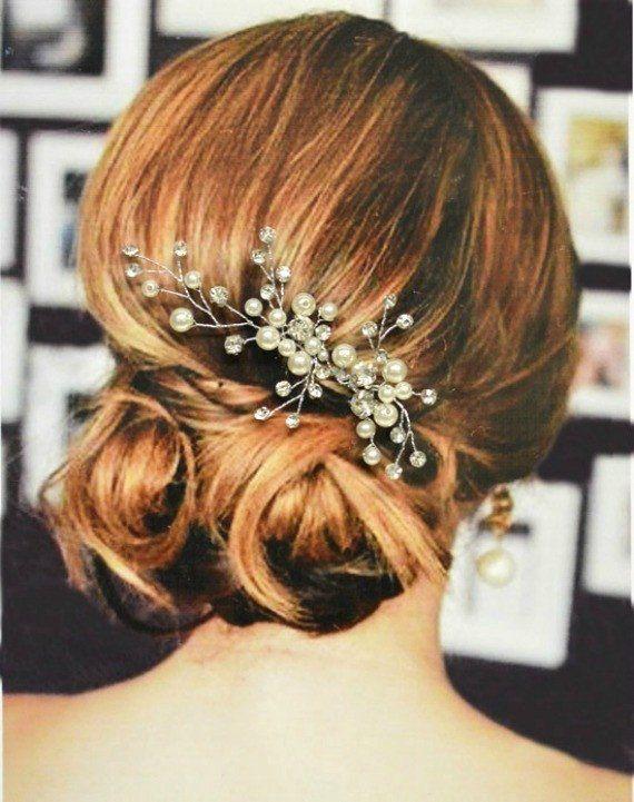 Paris Bridal Hair Comb