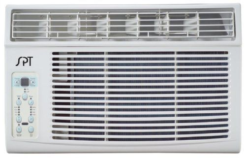 SPT 12000 BTU Window Air Conditioner Energy Star WA-1211S - SPT 12000 BTU Window Air Conditioner Energy Star comes with 12000 BTU cooling capacity, 3 fan speed and washable filter. Product Features  Energy star Window Air Conditioner 12000 BTU coolin
