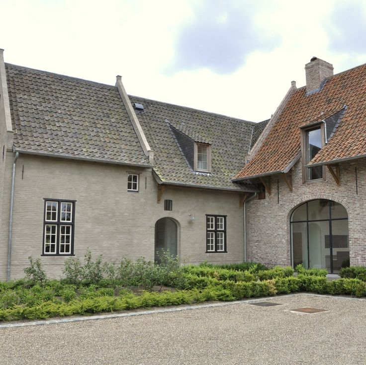 DEURLE - realisatie - Timeless Living #belgian